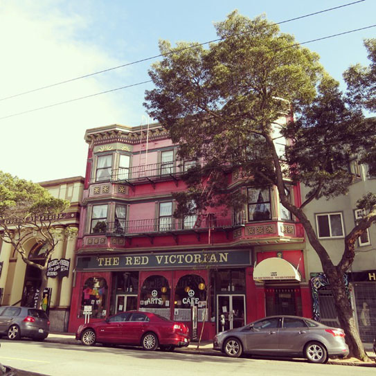 Haight and Ashbury Streets 34