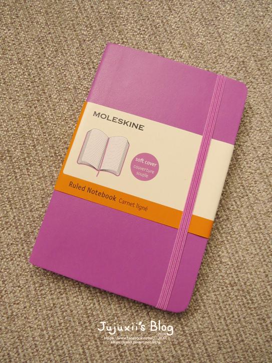 MOLESKINE 2015 Weekly Diary-Planner-Pink Pink04