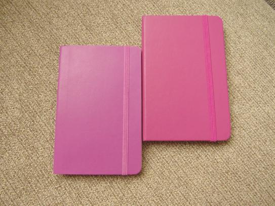 MOLESKINE 2015 Weekly Diary-Planner-Pink Pink07