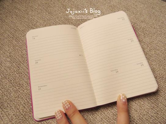 MOLESKINE 2015 Weekly Diary-Planner-Pink Pink18