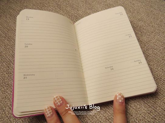 MOLESKINE 2015 Weekly Diary-Planner-Pink Pink20