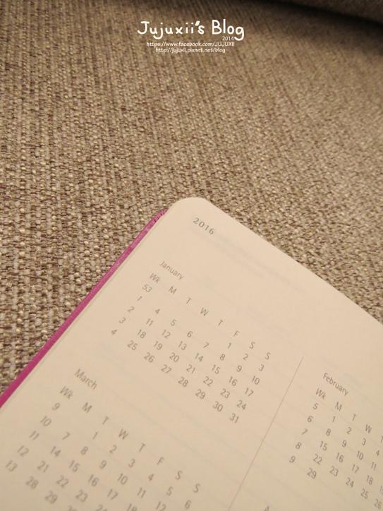 MOLESKINE 2015 Weekly Diary-Planner-Pink Pink26