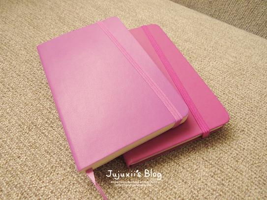 MOLESKINE 2015 Weekly Diary-Planner-Pink Pink28