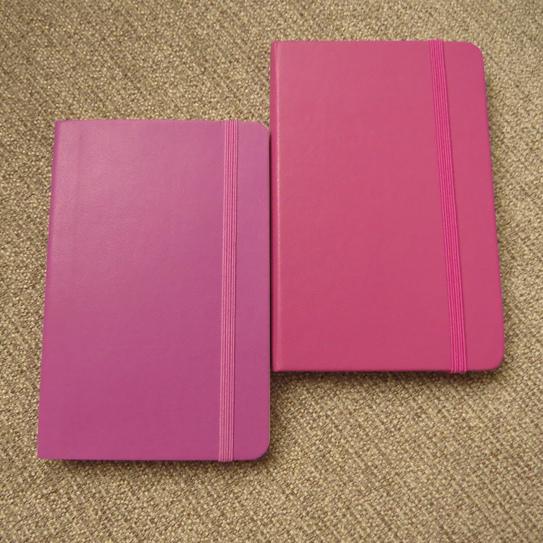 MOLESKINE 2015 Weekly Diary:Planner-Pink Pink08