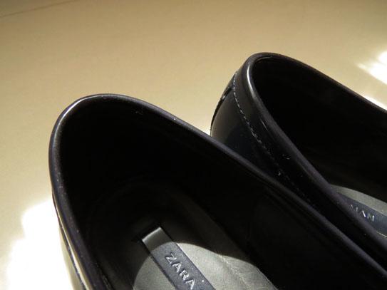 ZARA 秋冬樂福鞋07