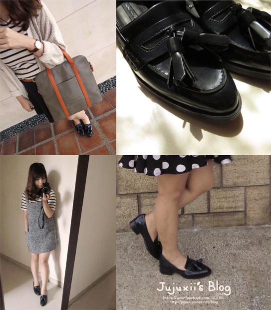 ZARA秋冬樂福鞋