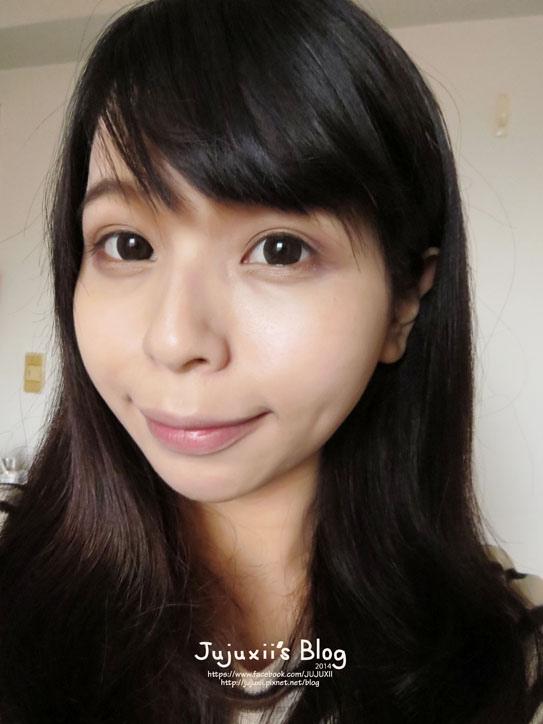 蜜桃棕深秋妝容14