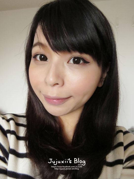 蜜桃棕深秋妝容22
