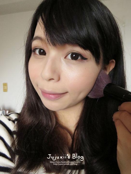 蜜桃棕深秋妝容23