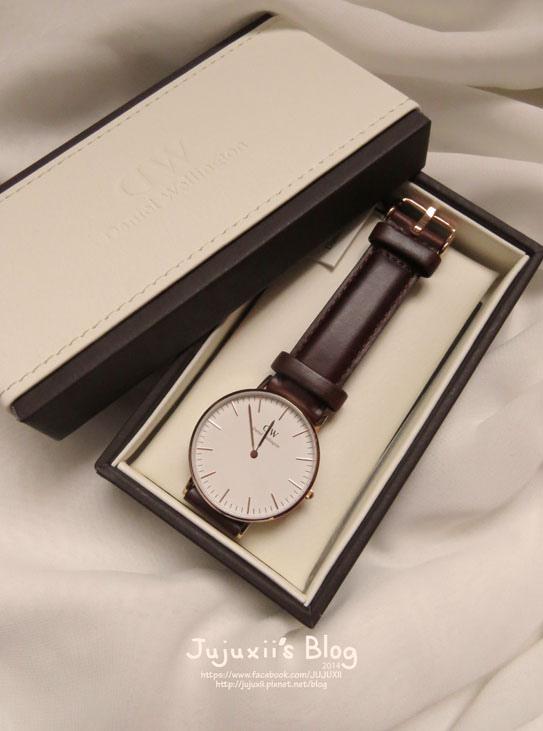 DW手錶08