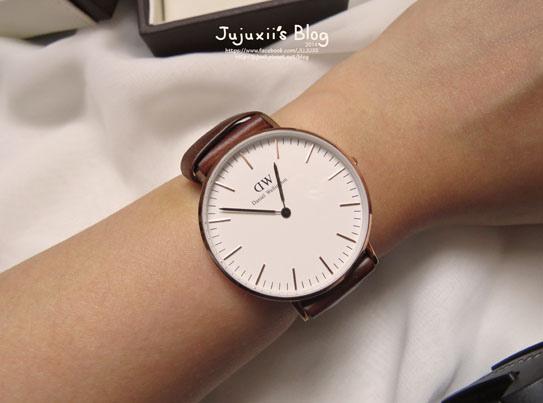 DW手錶18
