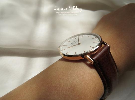 DW手錶21