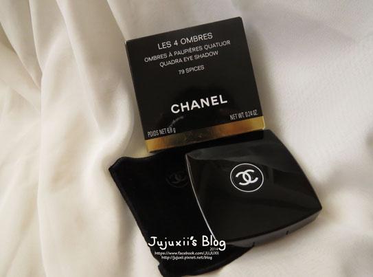 Chanel方塊眼影79-01