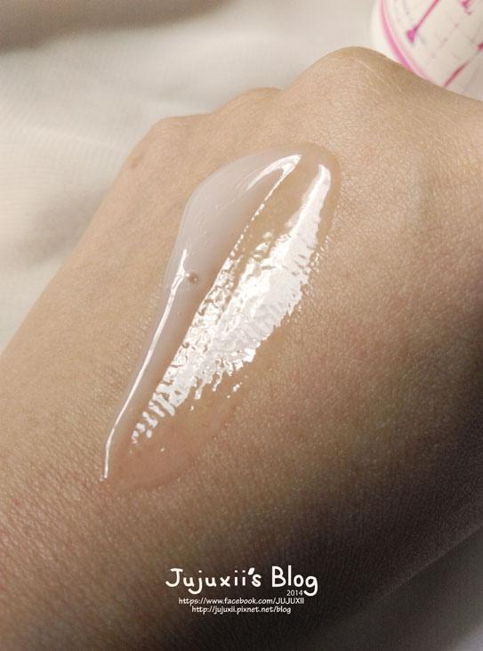 Aperio櫻花高感度髮絲水亮乳液11