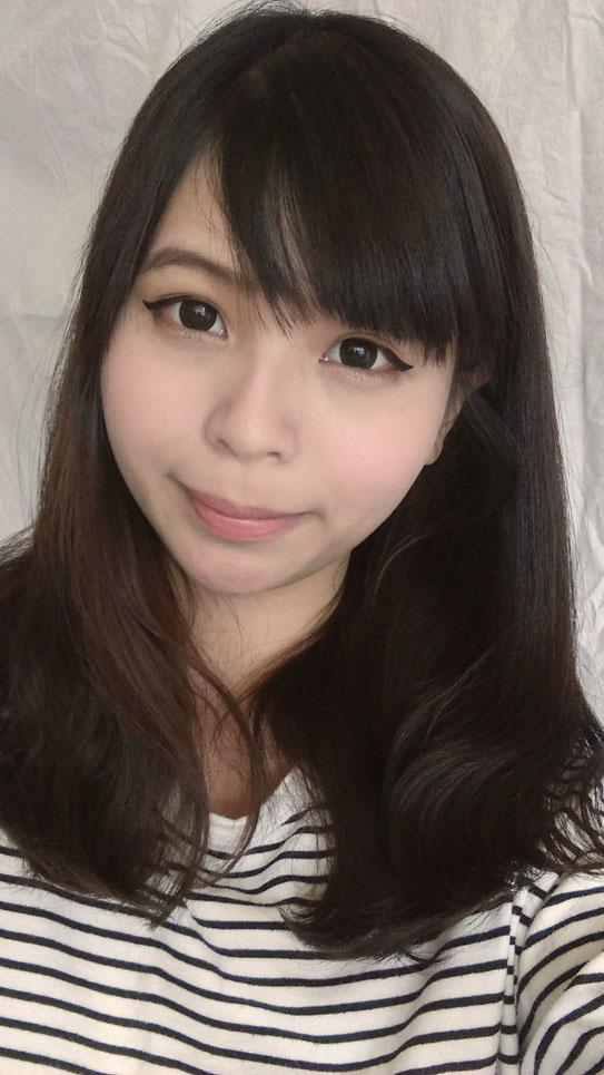 Aperio櫻花高感度髮絲水亮乳液15