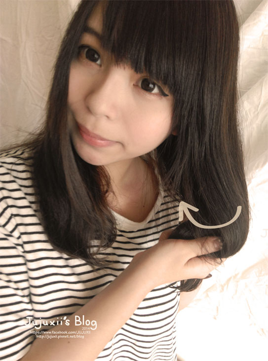 Aperio櫻花高感度髮絲水亮乳液18