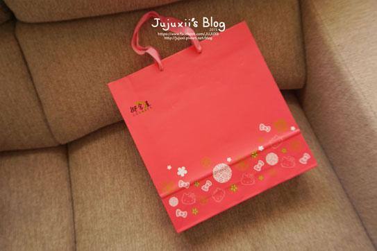 御倉屋HELLO KITTY甜密單層禮盒003