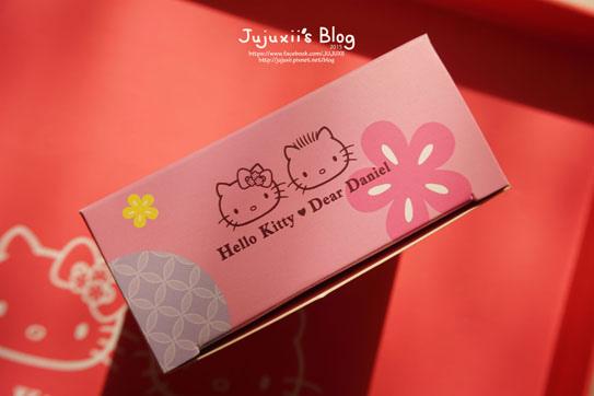御倉屋HELLO KITTY甜密單層禮盒017