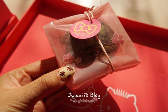 御倉屋HELLO KITTY甜密單層禮盒036