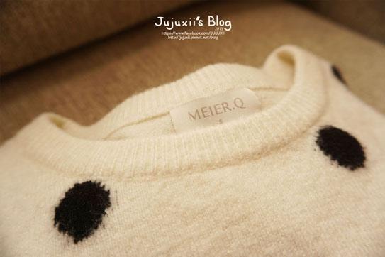MEIER.Q毛衣-淘寶裙子分享22