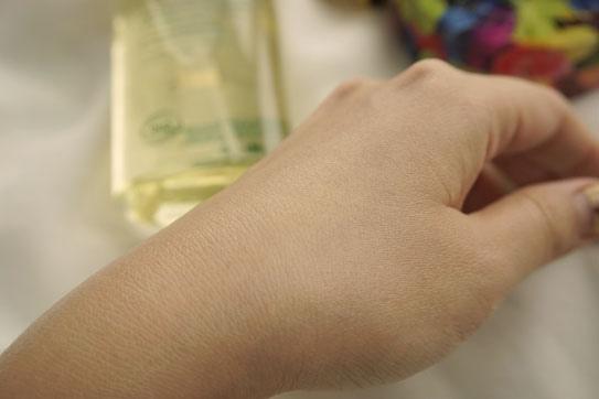 肌膚的光澤保養36