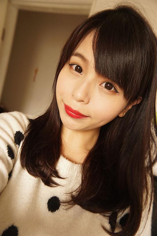 特潤蜜唇膏01