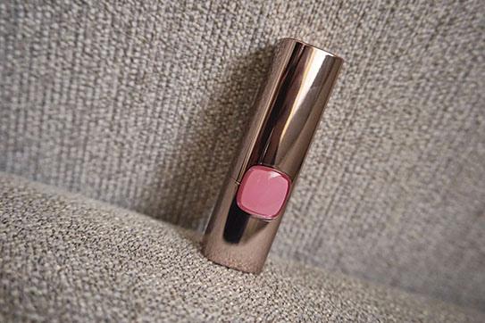 粉紅色開架唇膏08