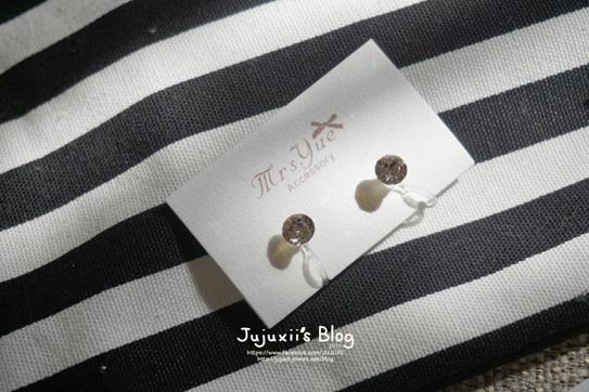 夾式耳環016