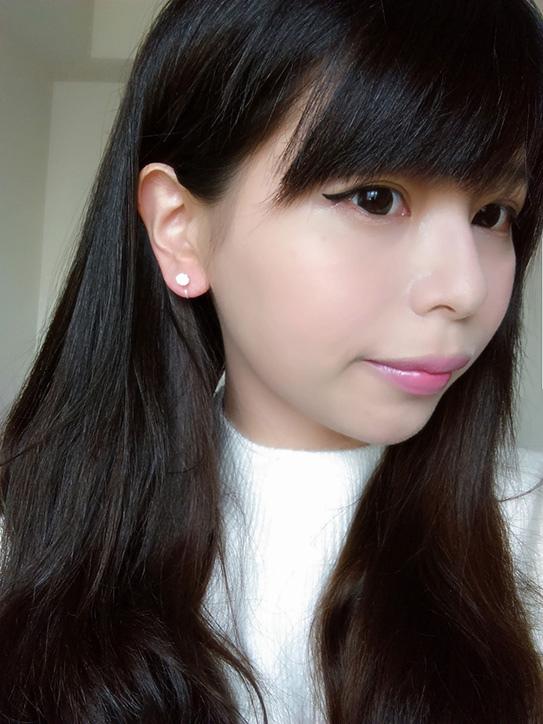 夾式耳環018