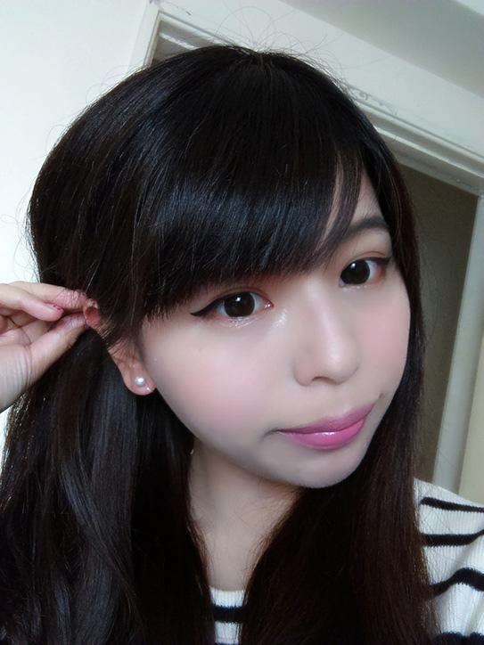 夾式耳環021