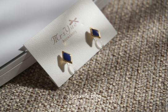 夾式耳環022
