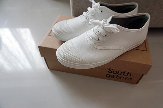 southgate南登機口帆布鞋01