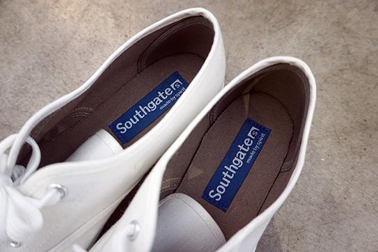 southgate南登機口帆布鞋03