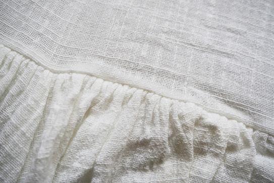 stylenanda 白洋裝01
