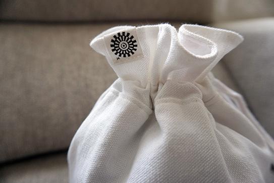 X-Blind花瓣水桶包