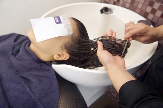 中山燙髮推薦PLUUS72