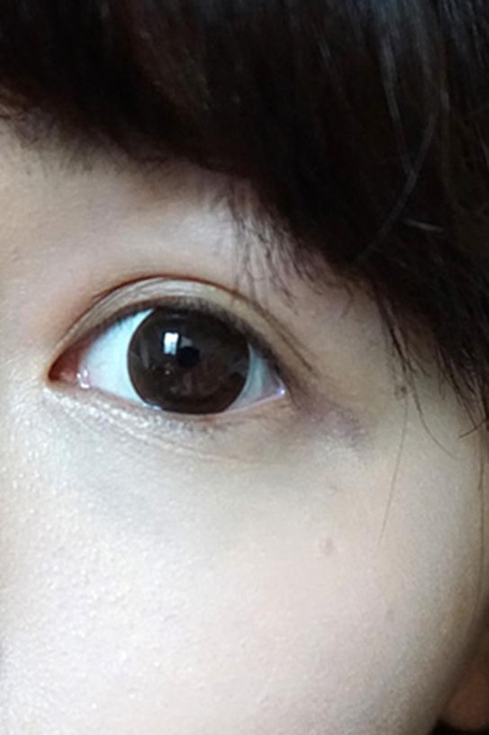 酒紅色秋季妝容 07
