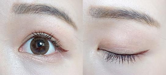 咖啡色睫毛膏+眼線迷濛眼妝 10.jpg