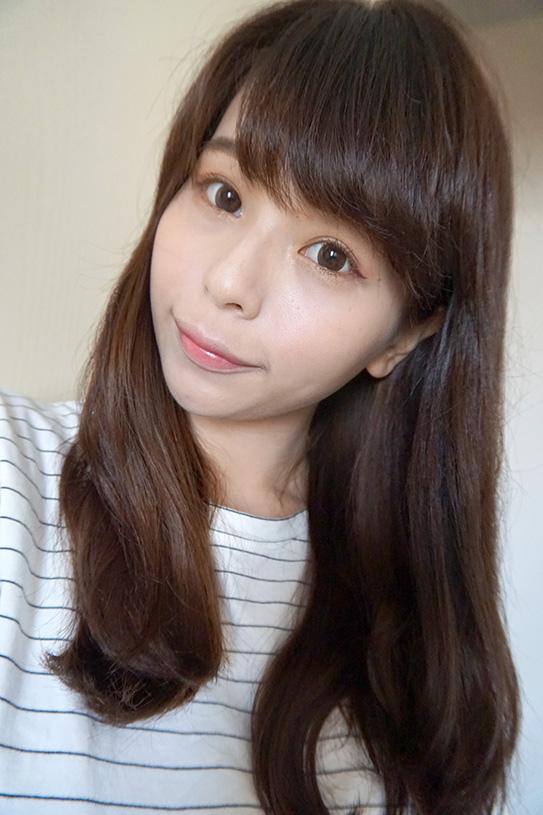 咖啡色睫毛膏+眼線迷濛眼妝 16.JPG