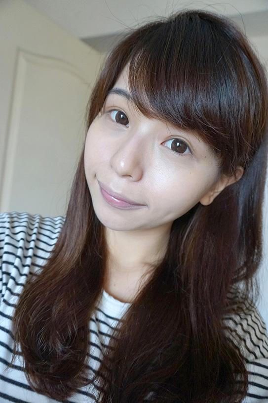 紫色x橘色清新透明感的好氣色妝容 02.JPG
