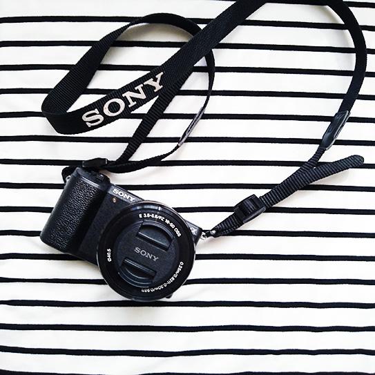sony a5100 開箱02