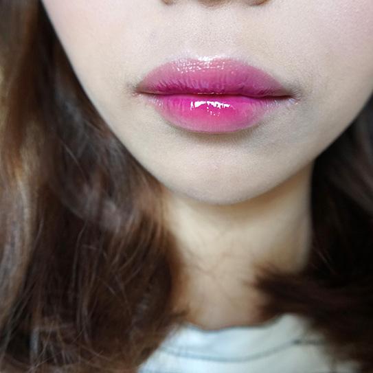 L'Oréal巴黎萊雅紫色唇釉#503 13.JPG