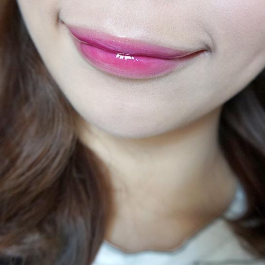 L'Oréal巴黎萊雅紫色唇釉#503 15.JPG