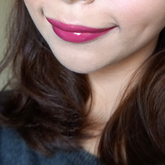 妙巴黎兩款紫色唇膏小分享 21.JPG
