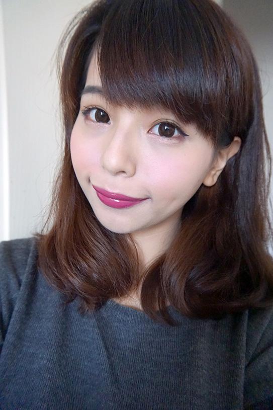 妙巴黎兩款紫色唇膏小分享 23.JPG