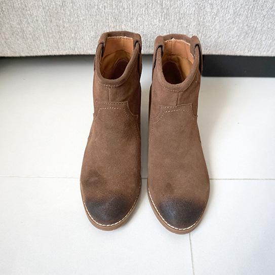 淘寶棕色短靴穿搭 07.JPG