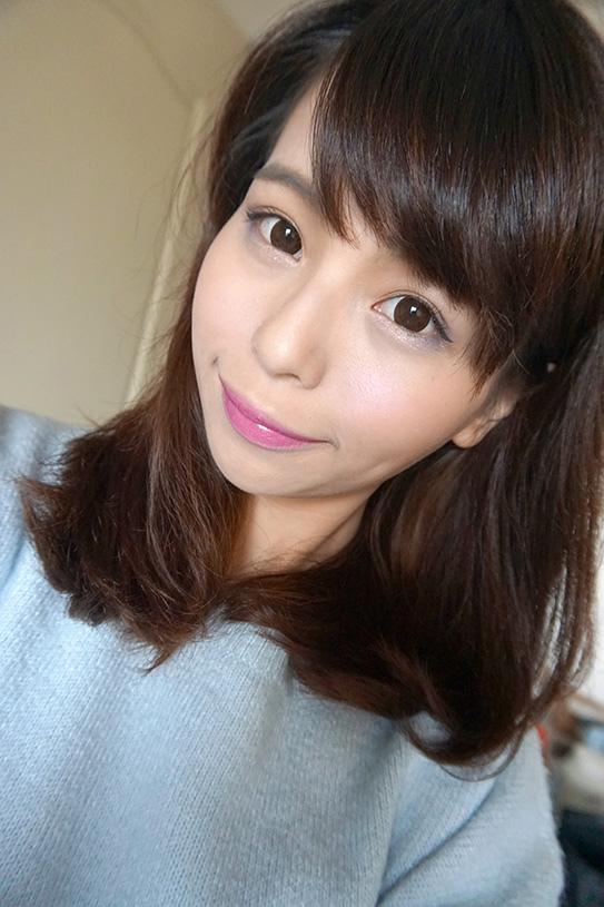 戀愛魔鏡限定紫色眼影 21.JPG
