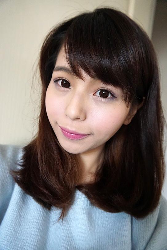 戀愛魔鏡限定紫色眼影 23.JPG