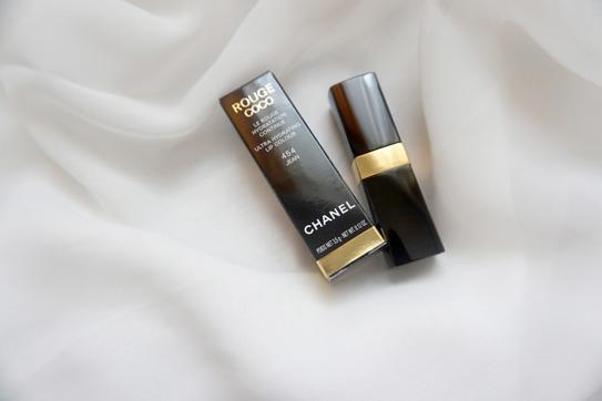 Chanel 唇膏 #454 Jean 02.jpg