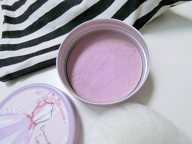 ETUDE HOUSE Purple Blush10.JPG